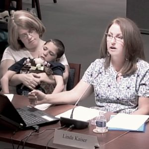 Linda Kaiser at U.S. Consumer Product Safety Commission