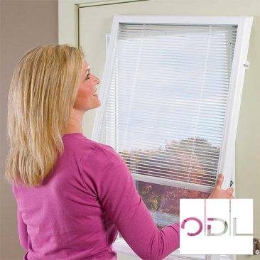 ODL: Doorglass Blinds