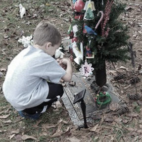 plan childs funeral